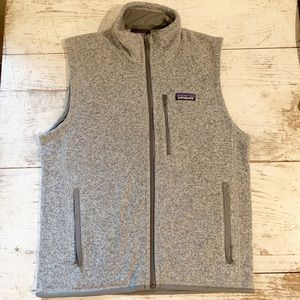 Patagonia Men's Better Sweater Fleece Vest size S